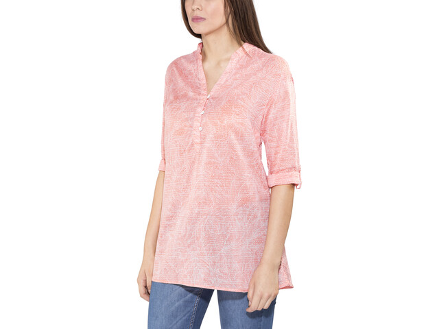 Columbia Early Tide Tunique Femme, lychee tropic dot